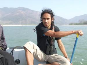 Fishing for Mahsheer in Bardia