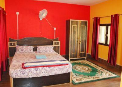 Bardia Kingfisher room